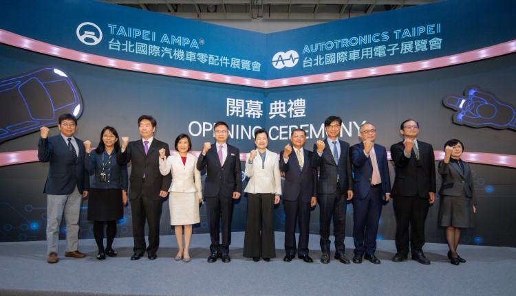 2021首發 AMPA展  逾400家國內外大廠完整呈現電動車供應鏈