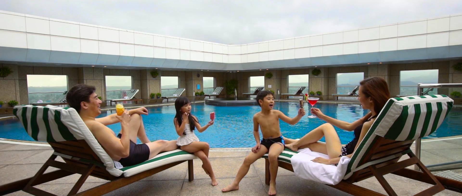 FUN暑假,香格里拉台北遠東推親子樂活遊